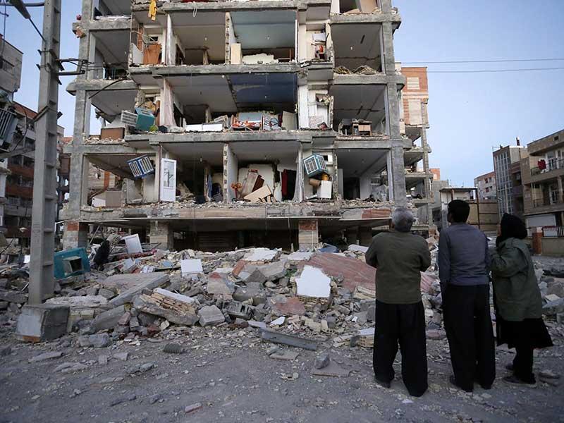 Terremoto Iraq